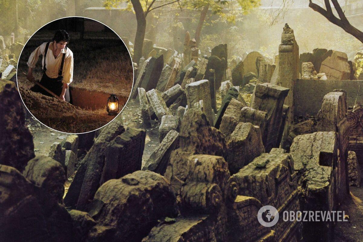 Мэр Фастова предложил нарушителям карантина копать могилы