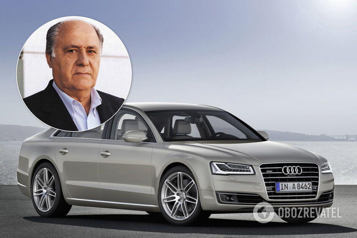 На каких авто ездят 10 самых богатых людей планеты
