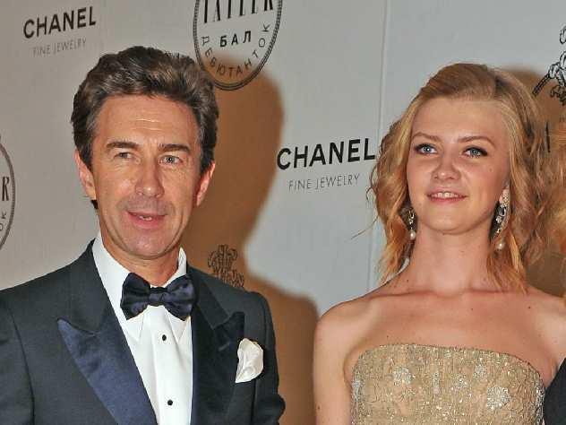 Валерий Сюткин и его дочь Виола