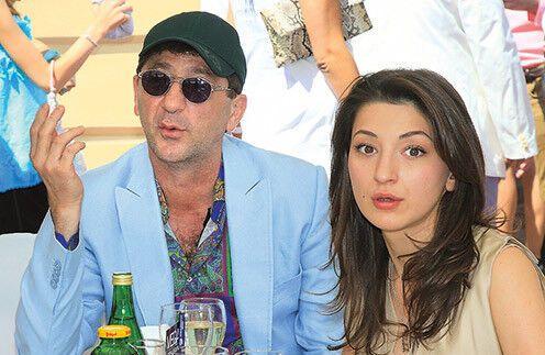 Григорий Лепс и его дочь Инга