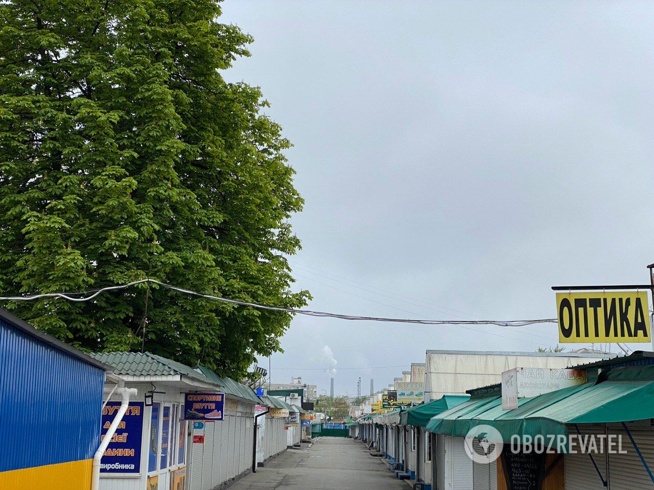 Майже всі ринки Києва побоялися відкритися, незважаючи на дозвіл Кабміну