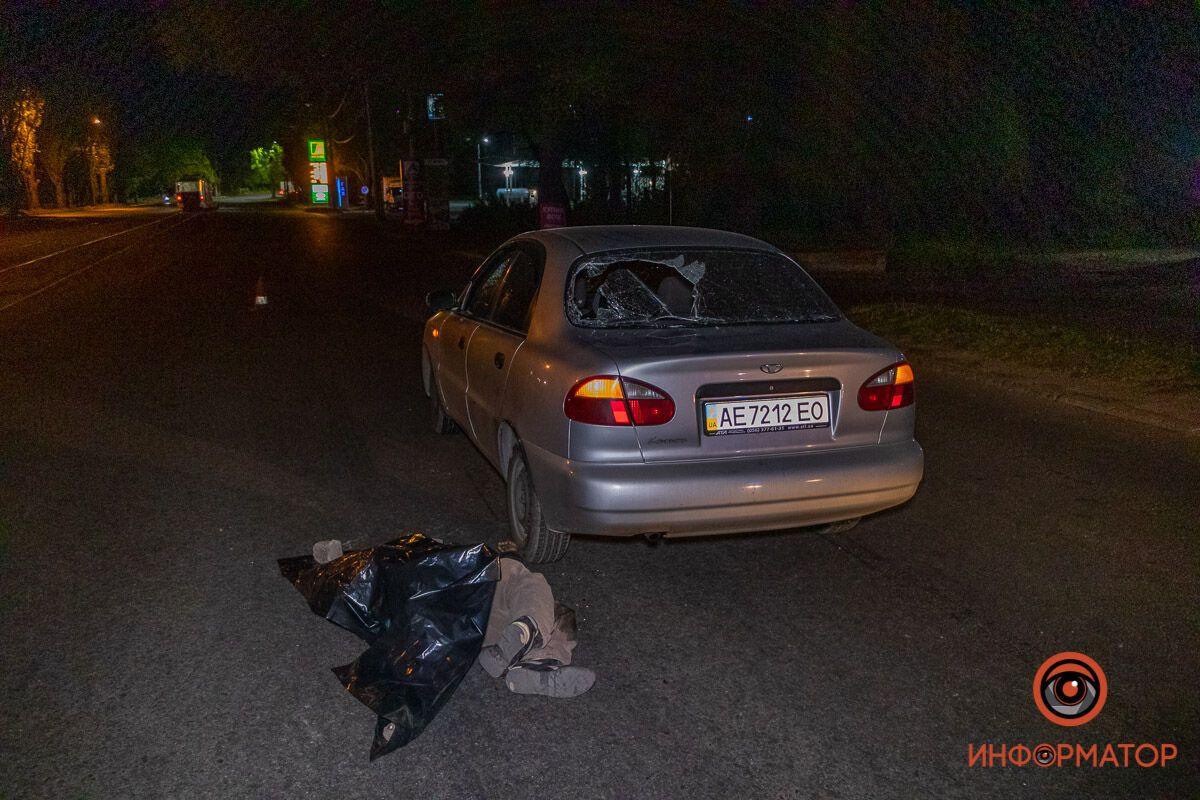 У Дніпрі на Богдана Хмельницького на смерть збили пішохода