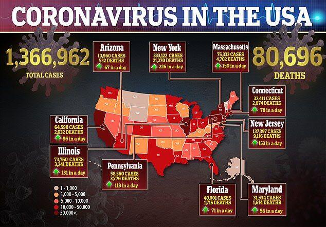 Смертельнее гриппа в десять раз! Ученые поделились тревожными данными о COVID-19