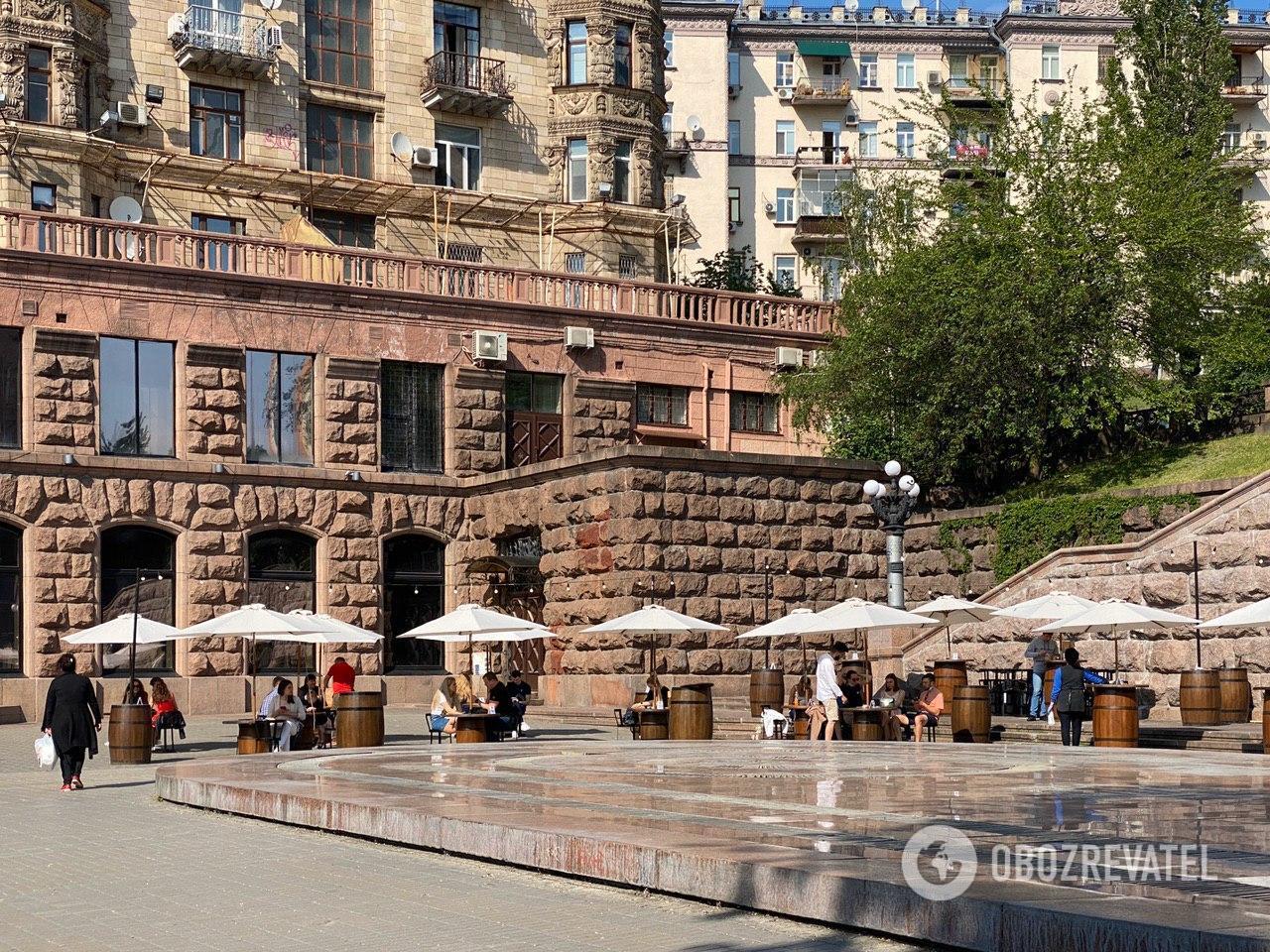 Киев с 12 мая ослабляет карантин