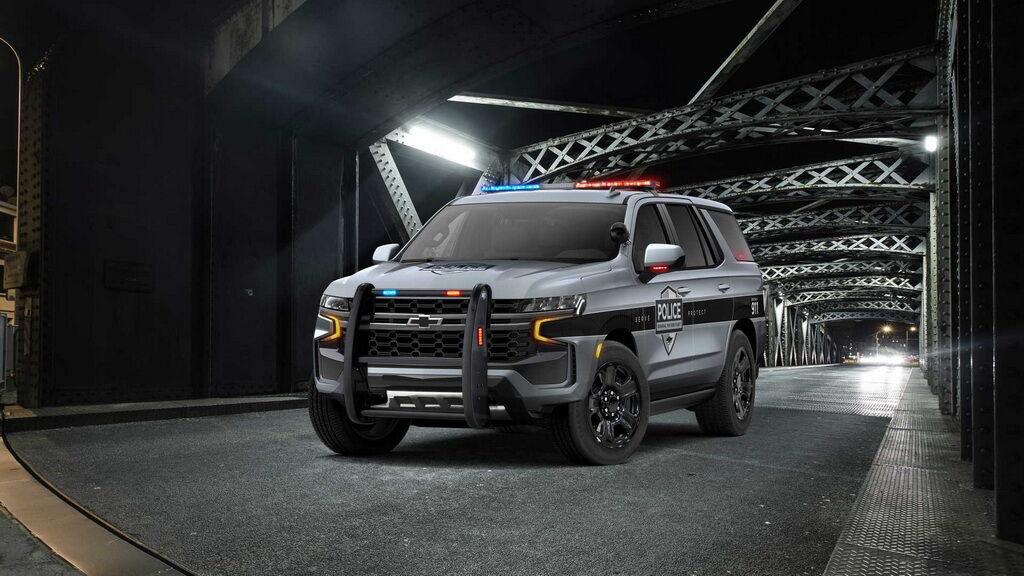 2021 Chevrolet Tahoe PPV