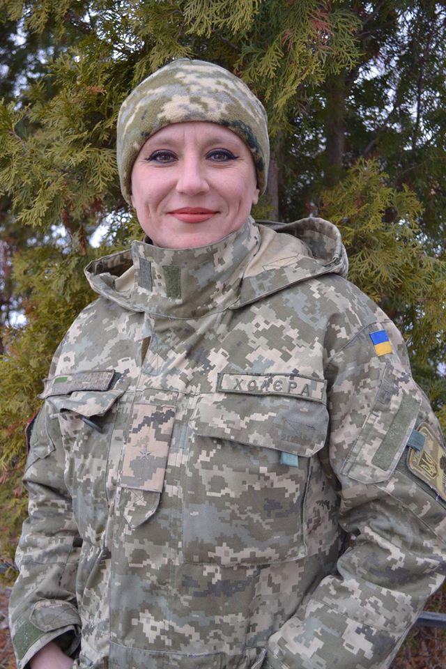 Ольга Нікішина