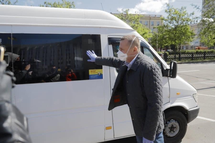 Філатов підтримав відправку медиків-добровольців до Чернівців