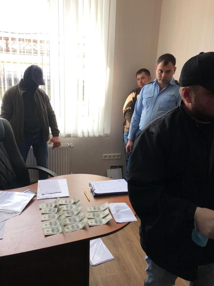 Задержан новый начальник Одесской таможни Михаил Грибанов