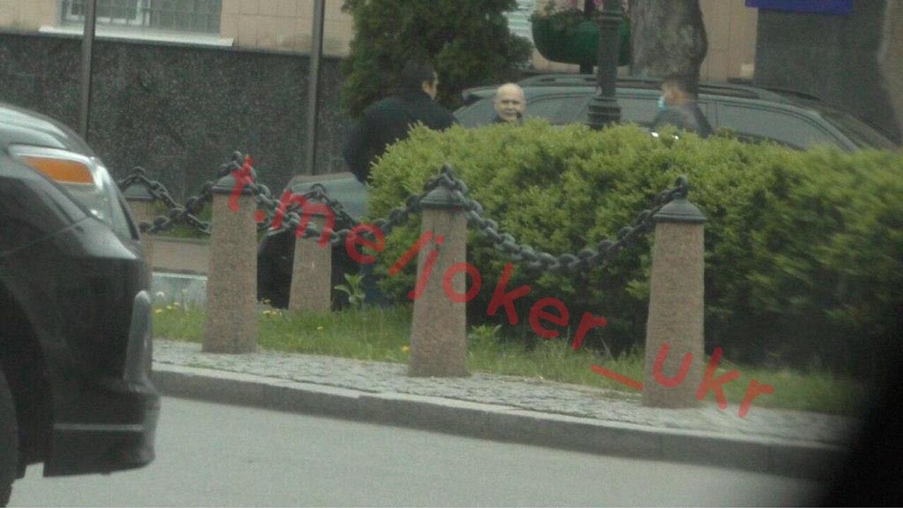 Комарницкий тайно встретился с Тищенко 6 мая