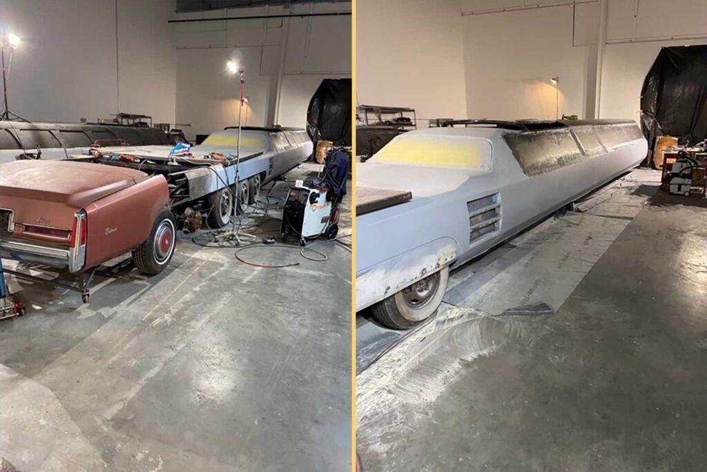 Після відновлення автомобіль займе своє місце в експозиції музею в Орландо