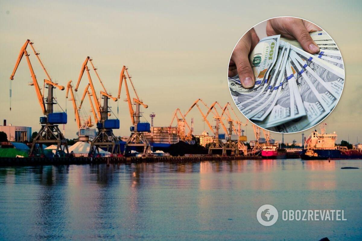 """Инвестиции в порт """"Ольвия"""""""