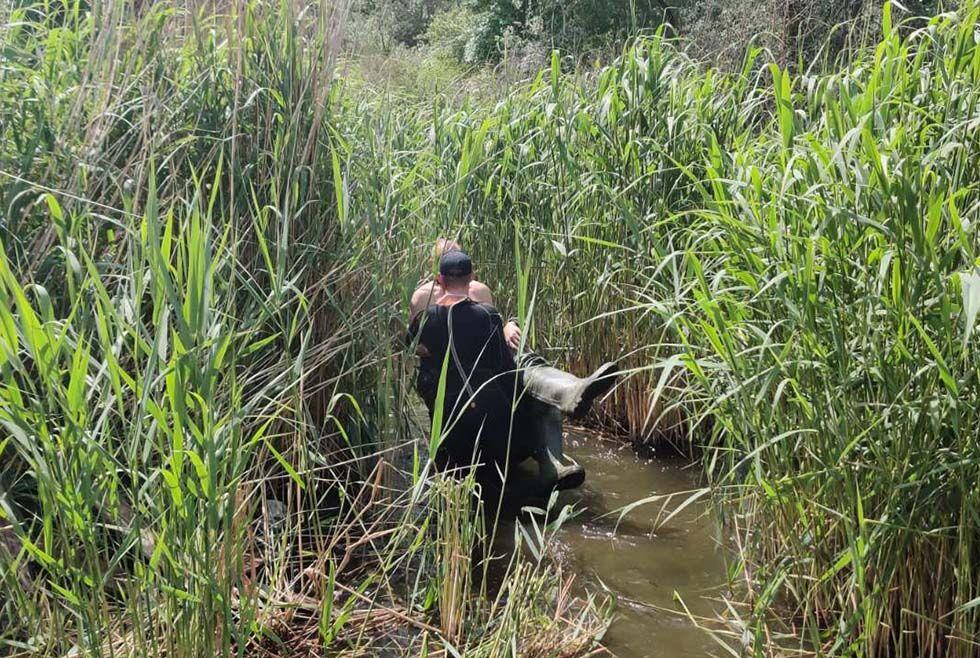 В Днепре у реки обнаружили мертвого рыбака