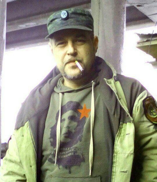 Террорист Александр Доронин