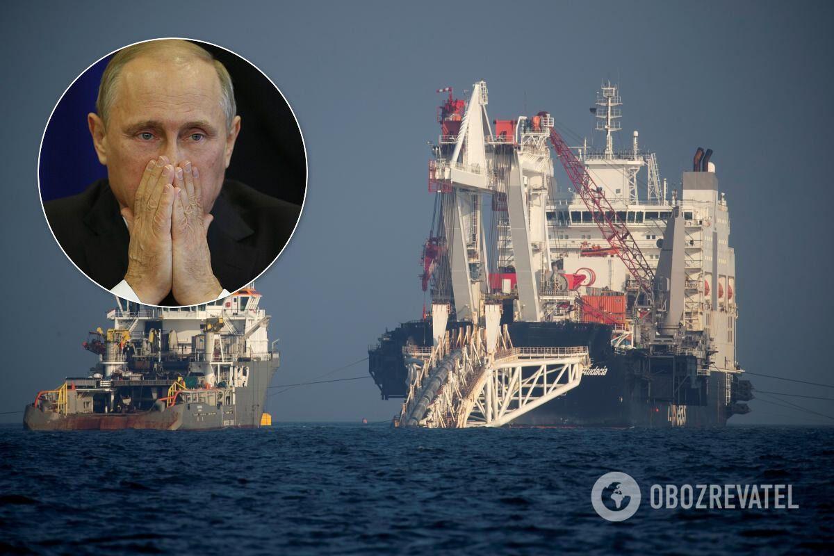 """Германия отказала России в требовании по """"Северному потоку-2"""""""