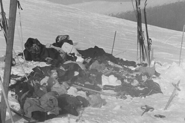 Загибель групи Дятлова