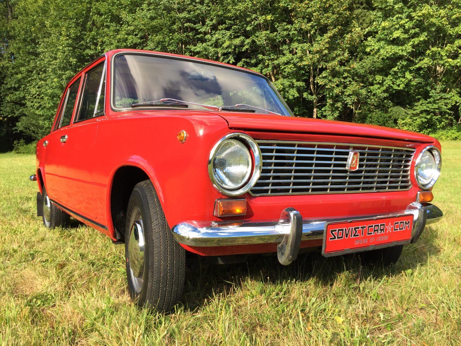 Советские авто в США