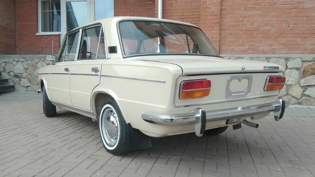 1981 Lada 1500S Automatic
