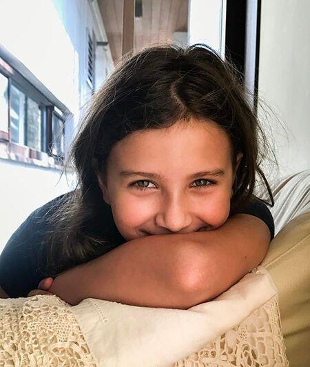 Ургант показав фото дочки в її День народження