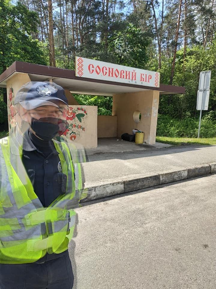Нас зупинили на Житомирській трасі: знущались, насміхались, погрожували...