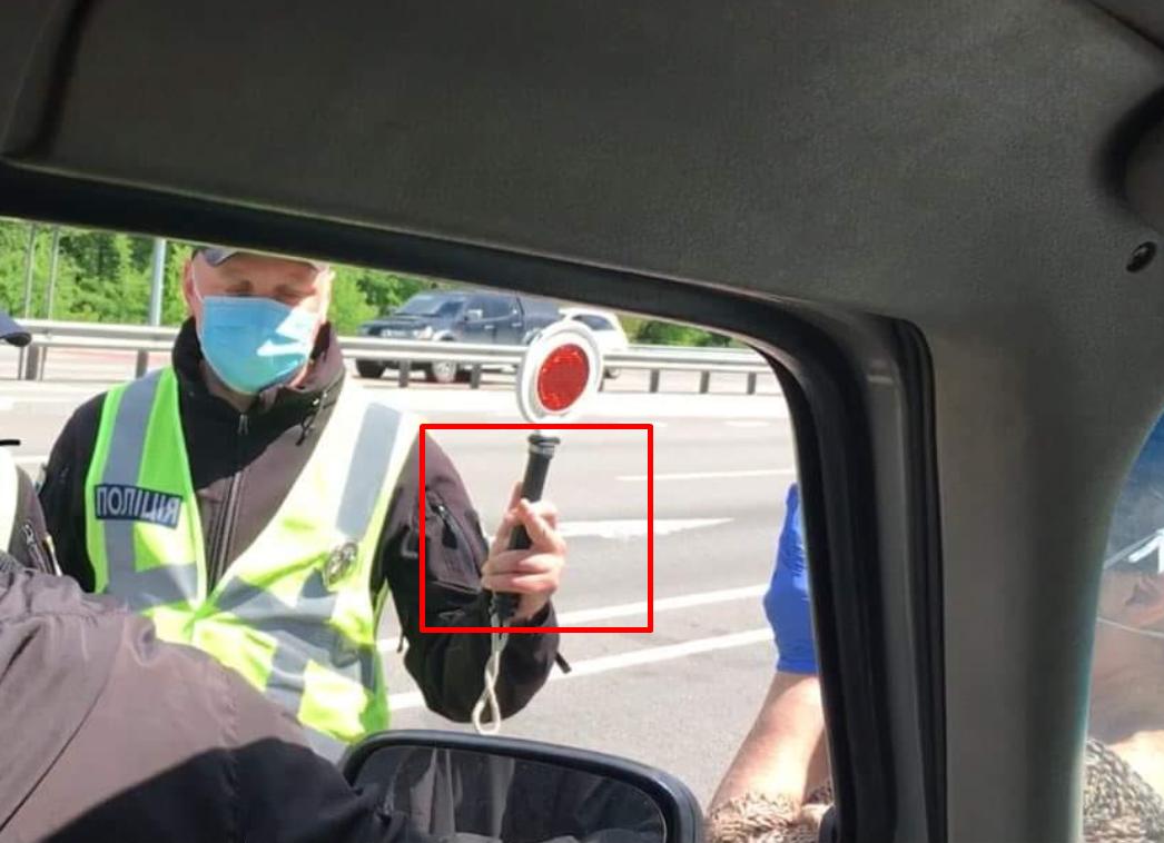 В Киеве вспыхнул скандал с полицейскими