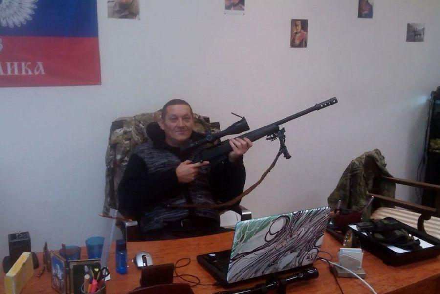 Сербский наемник Горан Чирич