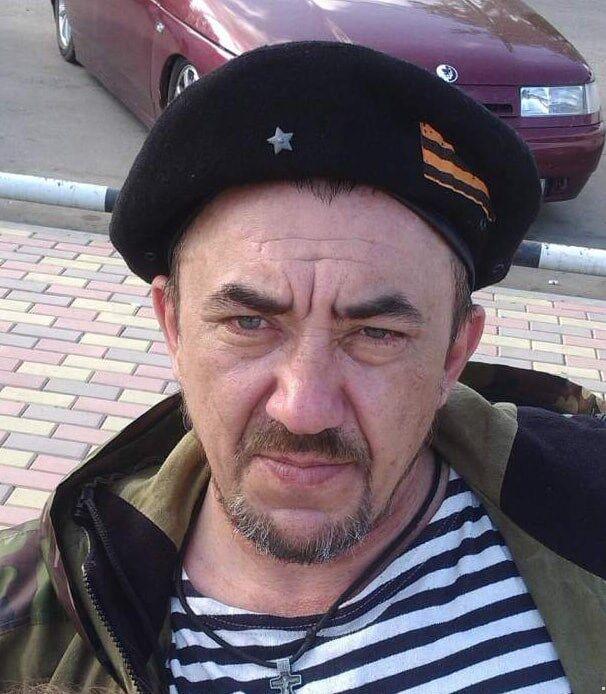 """Терорист Олексій Перехрест (""""Німець"""")"""