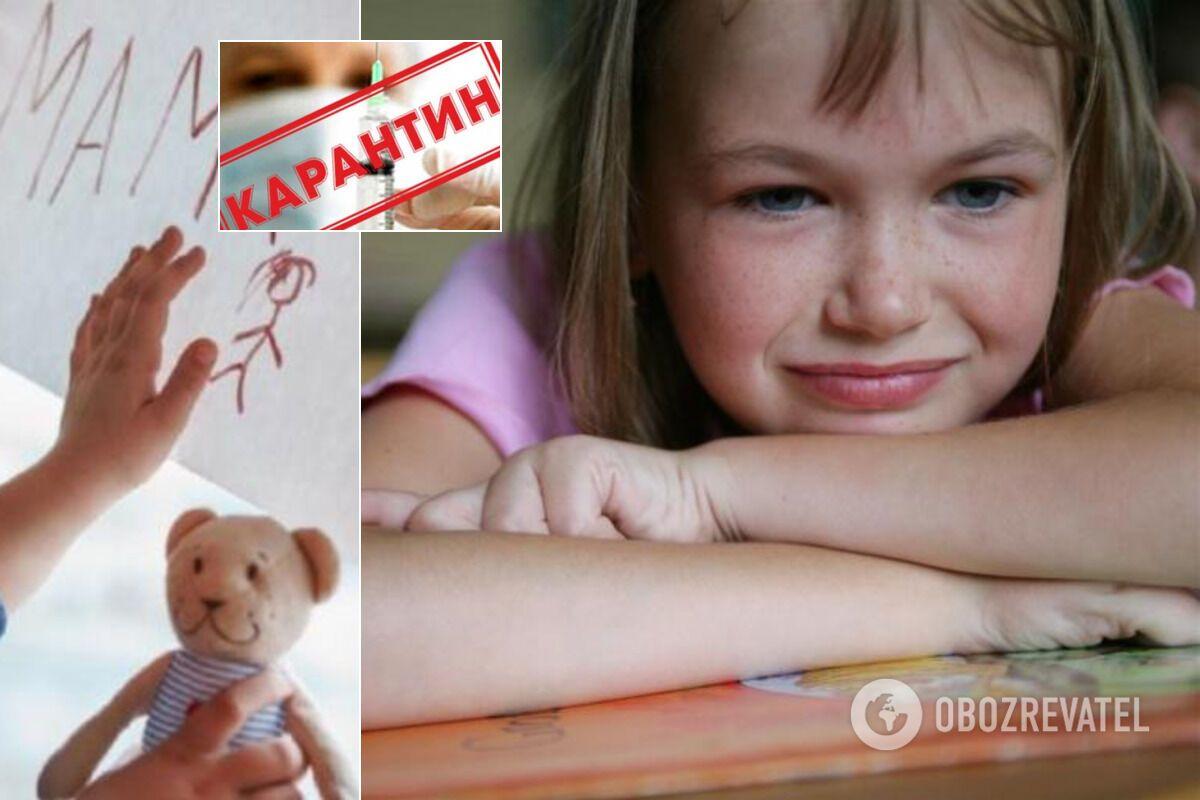 В інтернатах України приблизно 100 тисяч дітей, з яких майже 90% мають батьків