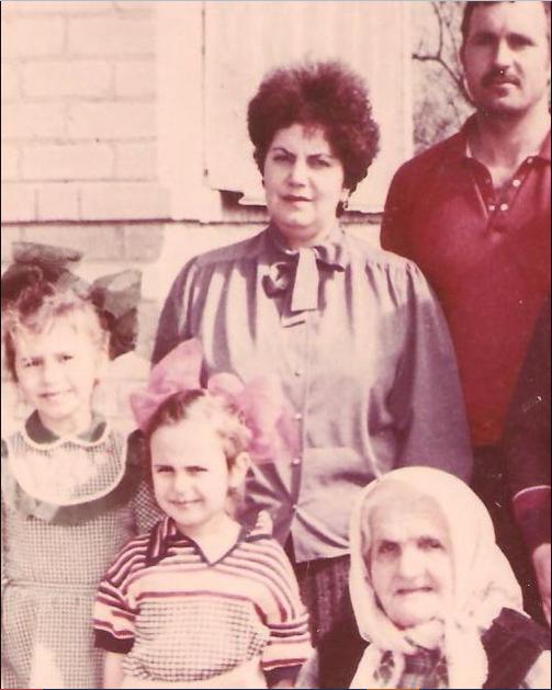 Семья Джамалы