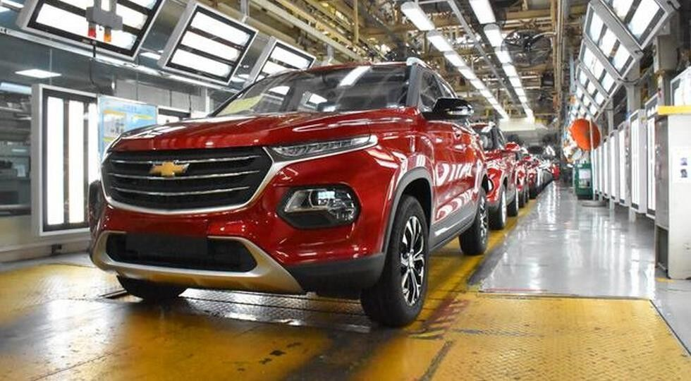 Новий бюджетний кросовер Chevrolet Groove