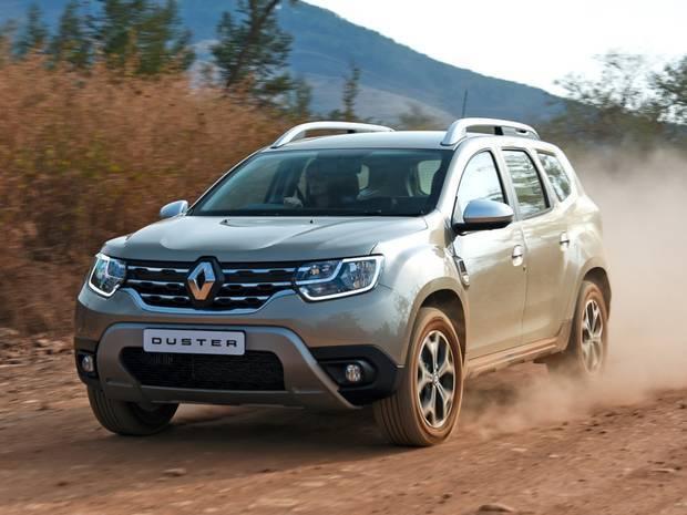 Renault Duster чекає суперництва з Chevrolet