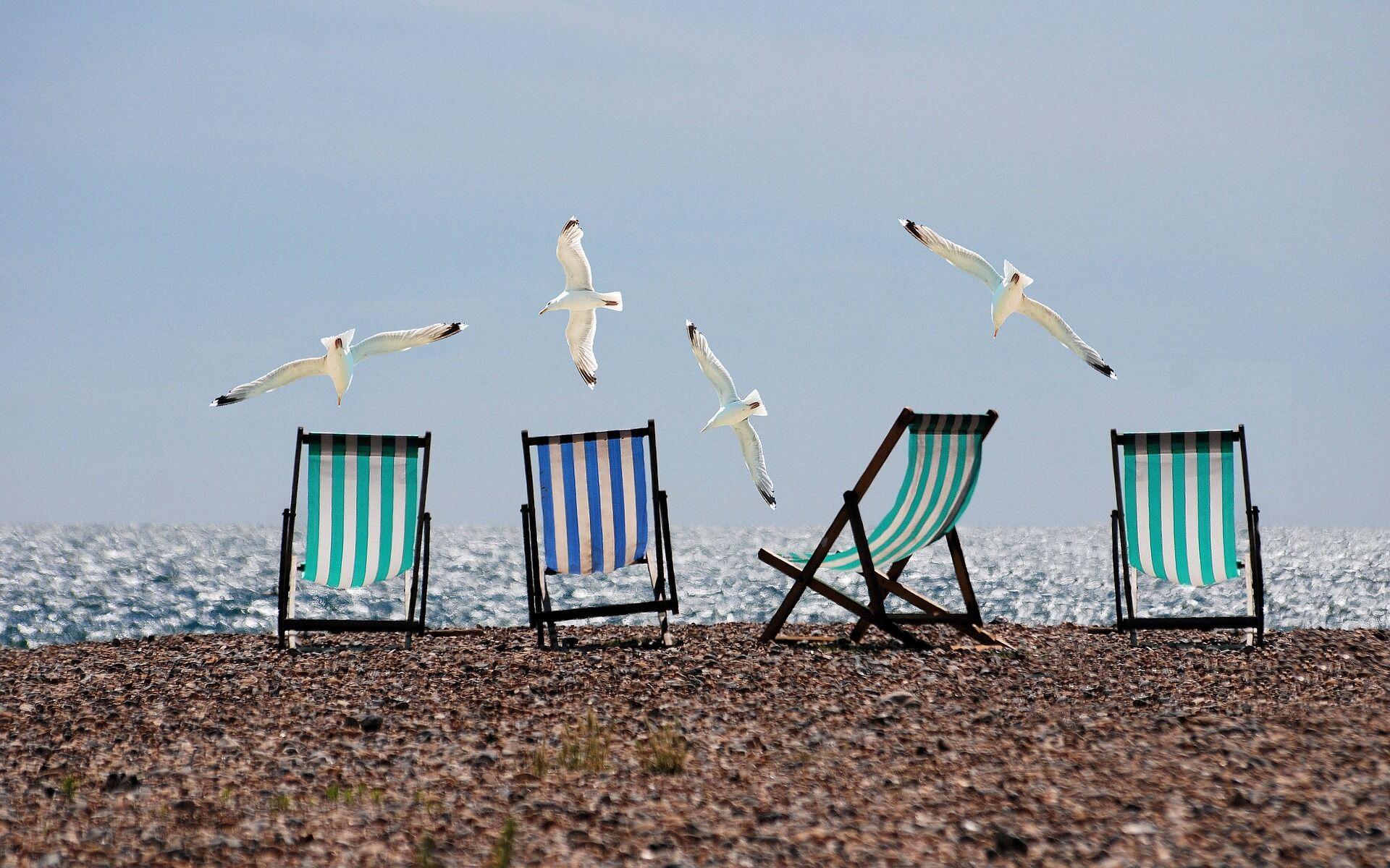Минздрав разрешил открыть пляжи в Украине