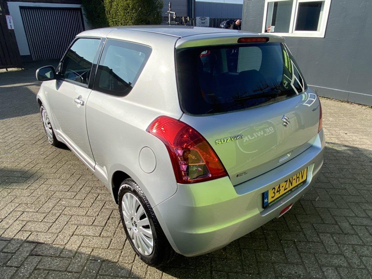 Suzuki Swift за 7000 евро
