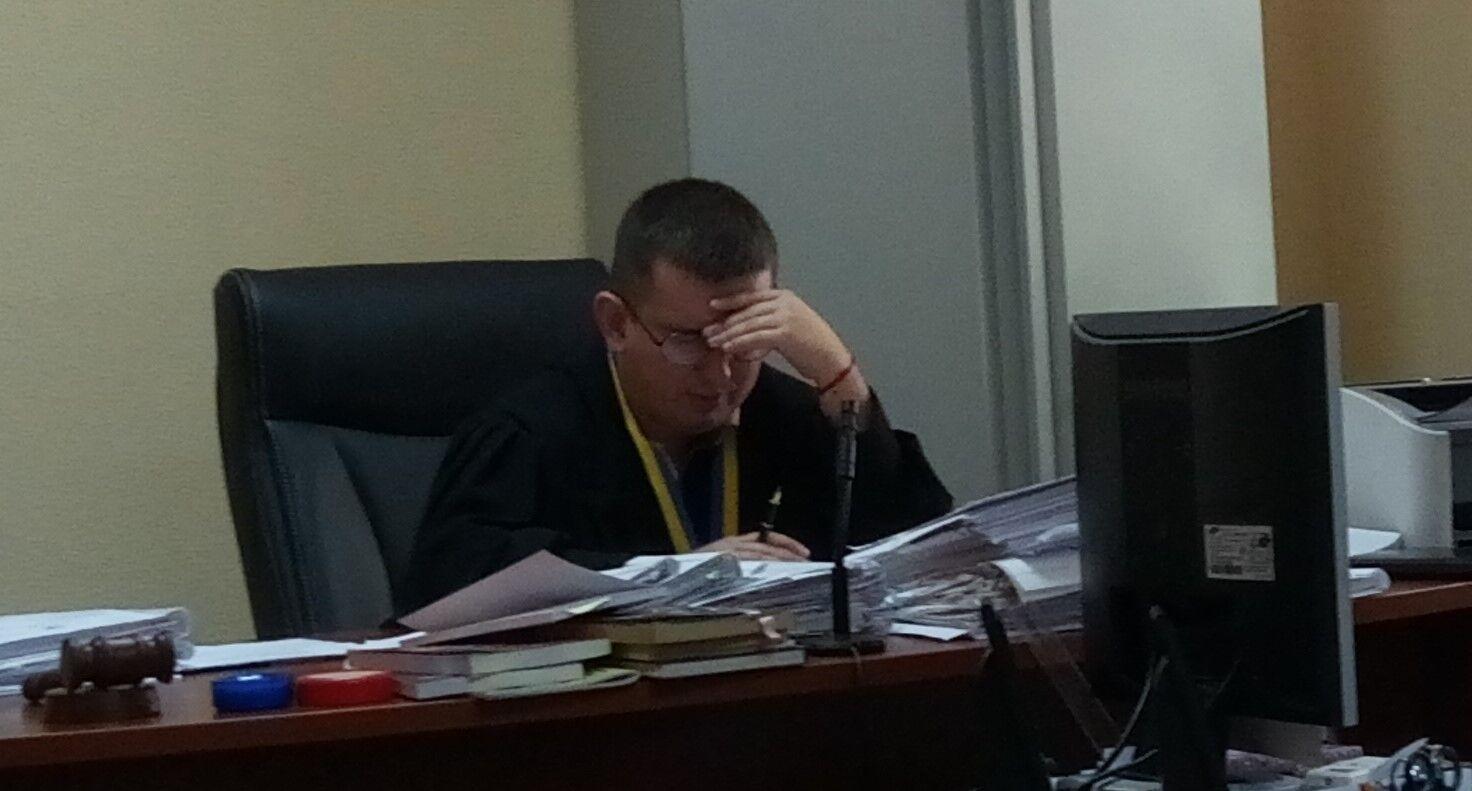 Судья Приморского районного суда города Одесса Андрей Бойчук
