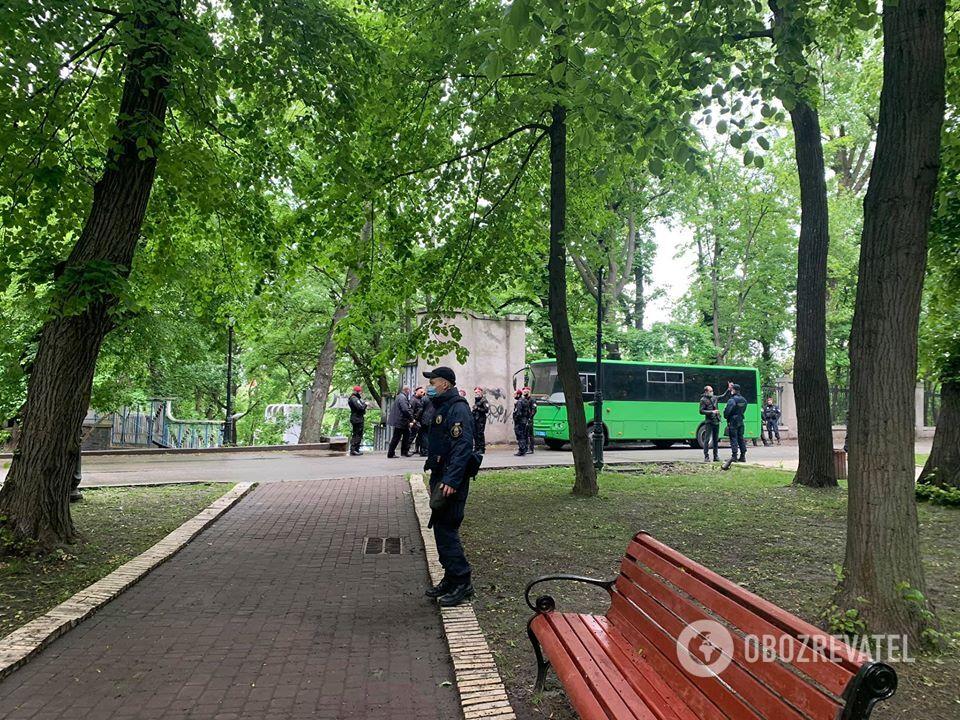 Маріїнський парк в Києві
