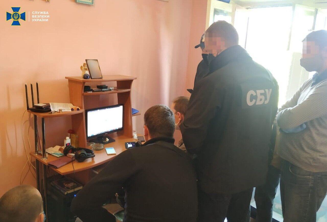 СБУ задержали хакера