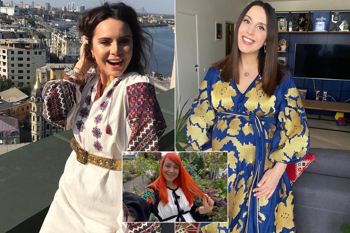 День вишиванки 2020: українські зірки діляться яскравими фото в національному вбранні