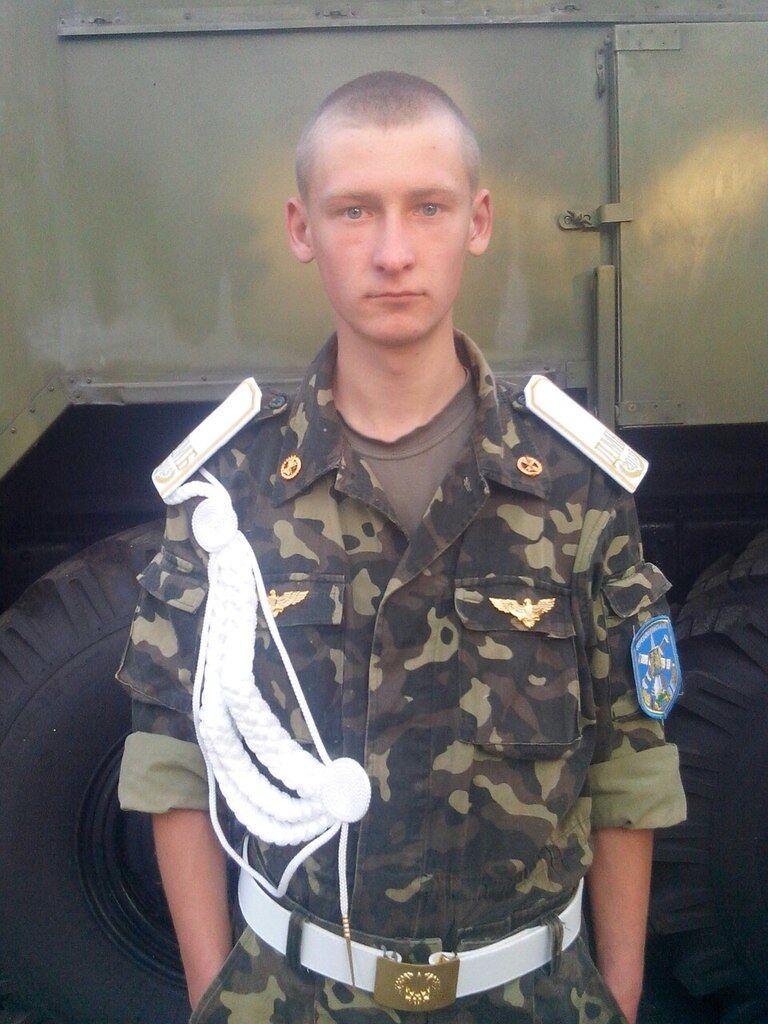Михайло Рибак, солдат 51 ОМБр