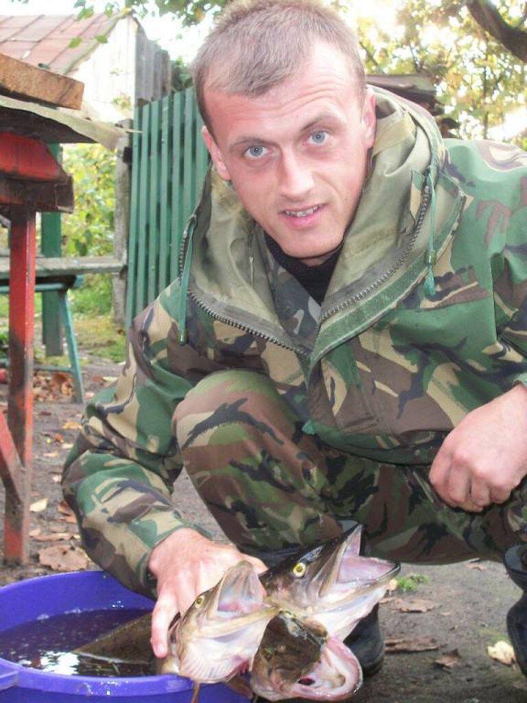 Майор Леонід Полінкевич, командир батальйону