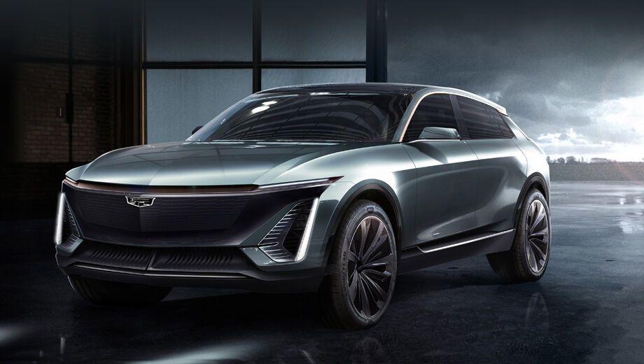 Кросовер Cadillac стане одним з перших електромобілів з батареями GM Ultium