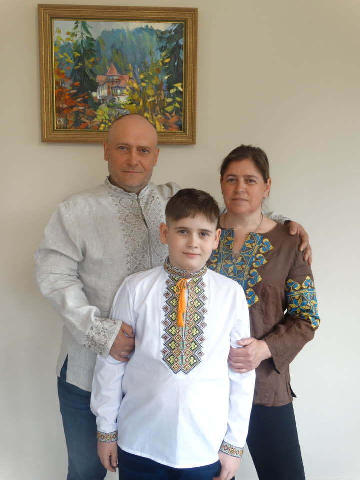 Дмитрий Ярош поделился трогательным фото с семьей