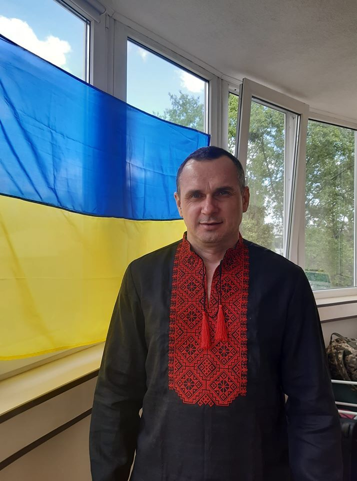 Режисер Олег Сенцов