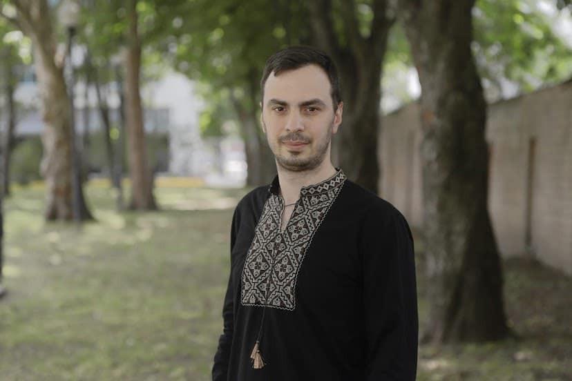 Вышиванка – генетический код Украины