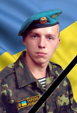 Микола Бондарук, навідник, 51 бригада. Загинув 22 травня 2014 під Волновахою