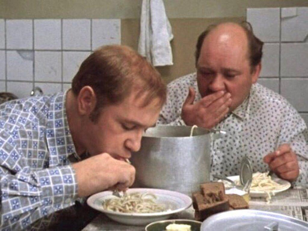 Сніданок в СРСР