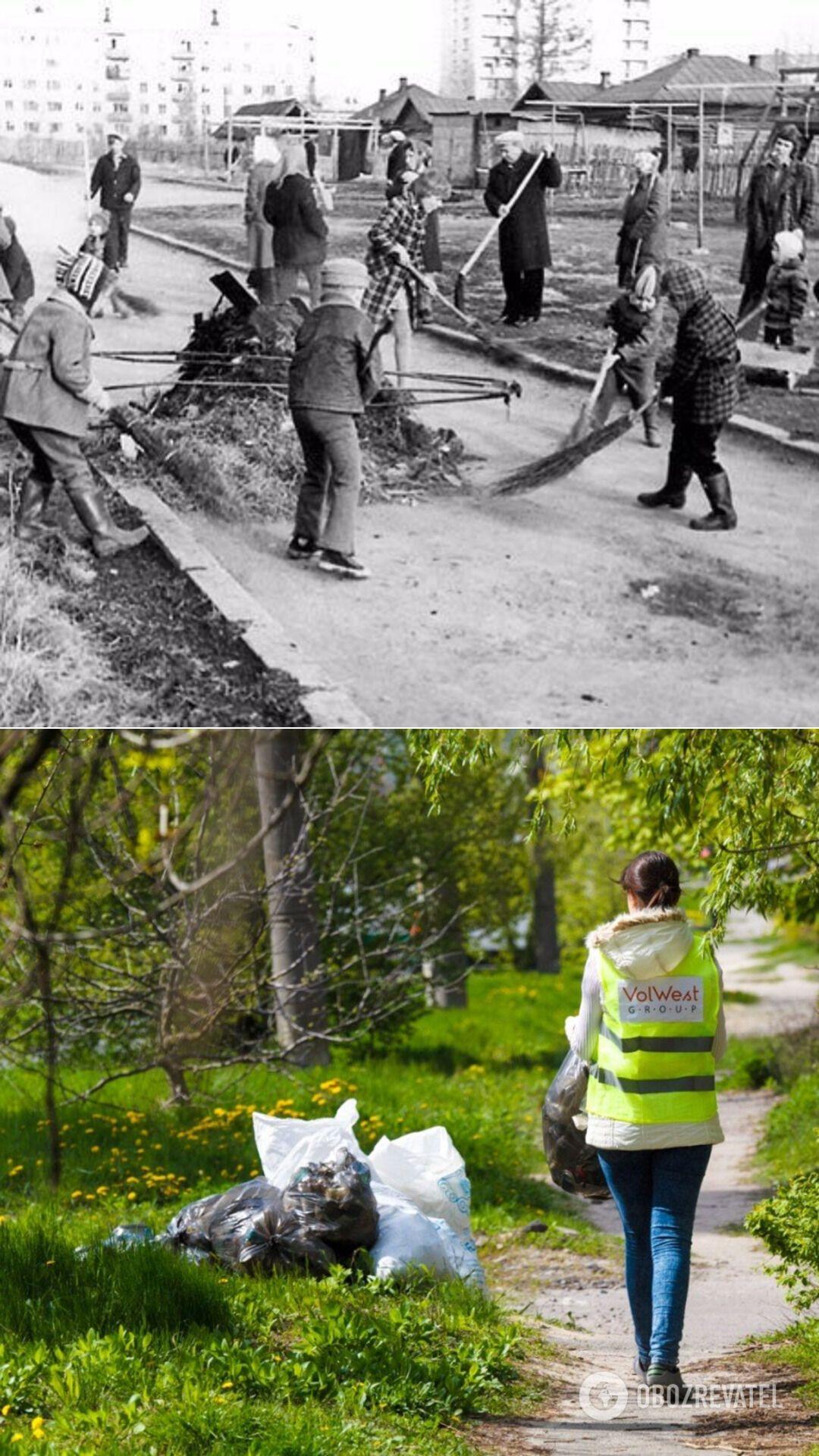 Названы привычки из СССР, ставшие экотрендами современности