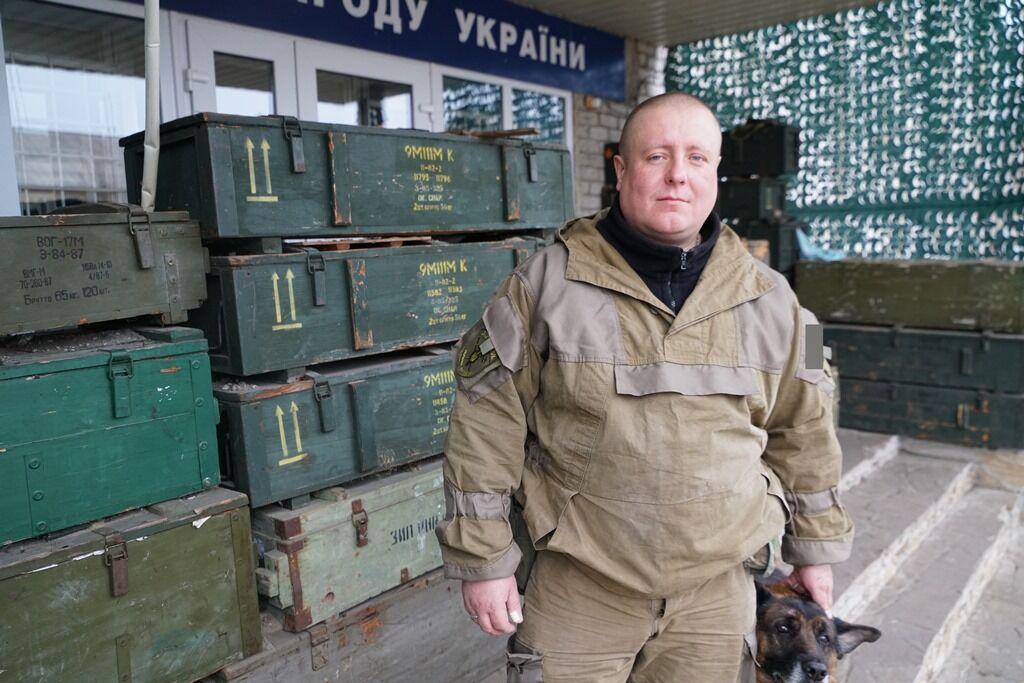 Комбат Сергій Губанов
