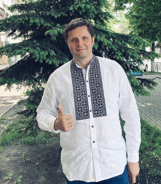 Нардеп Андрій Холодов