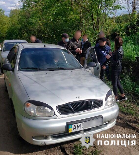 Задержание подполковника Руслана Мшанецкого