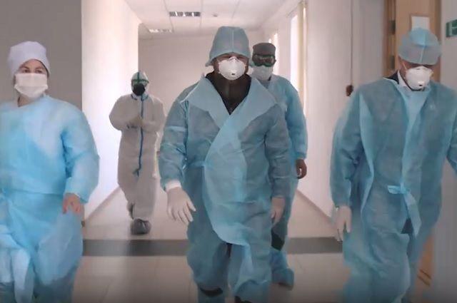 Кадиров у лікарні, де лікується Абдурешідов