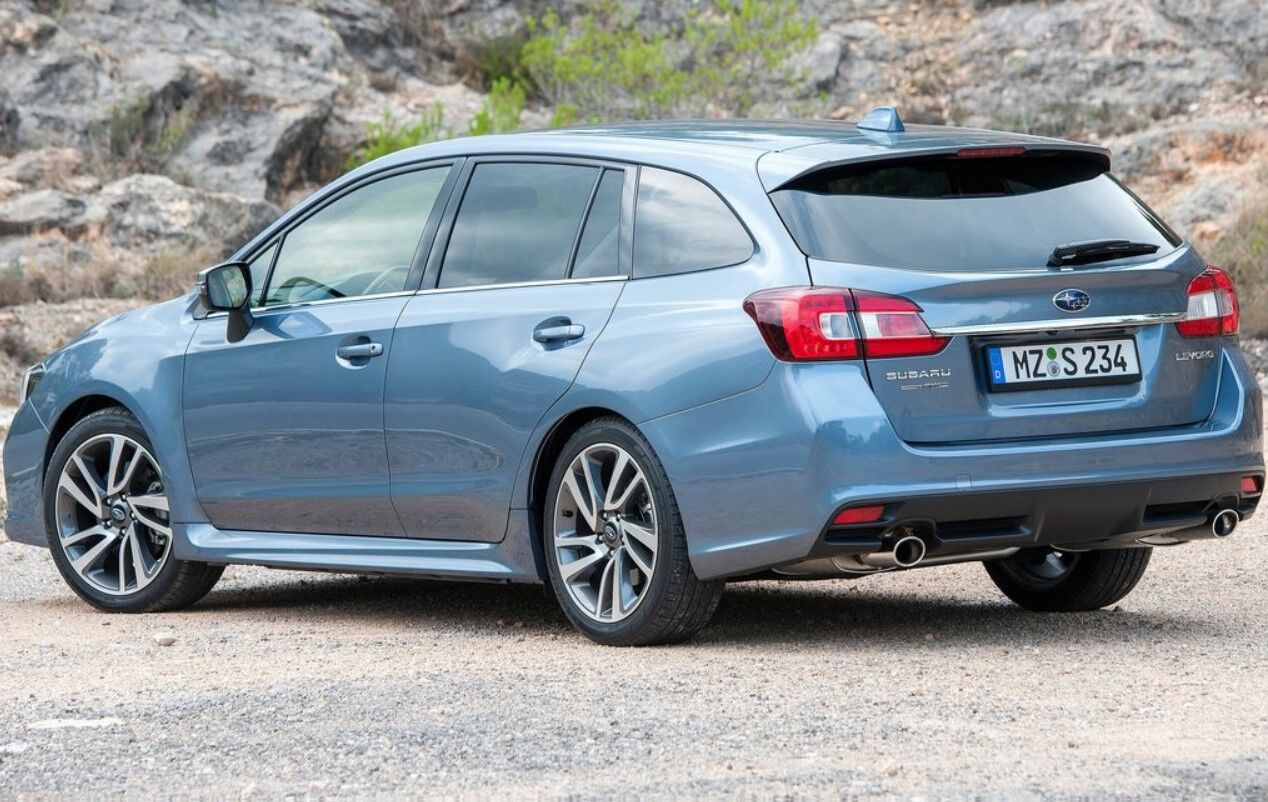 Повнопривідний універсал Subaru Levorg першого покоління